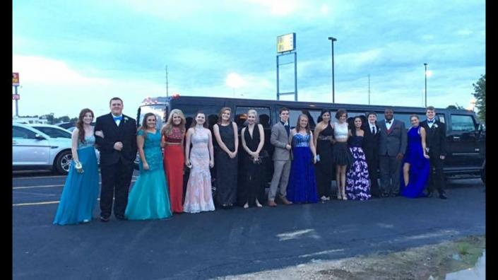 [Image: Crown Limousine had the opportunity to chauffeur these young ladies and gentlemen to JHS Prom !! To Reserve Your Next Memory In Motion call (870)215-0077]