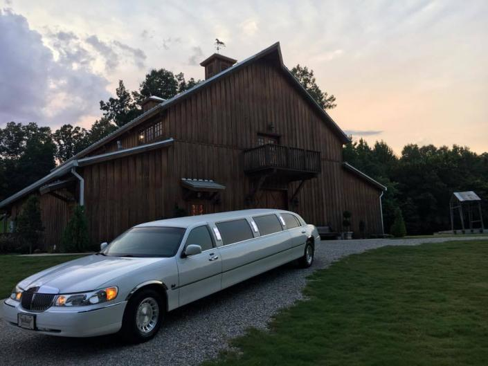 [Image: Crown Limousine is provided transportation for the newlyweds at The Silos in Bono, Arkansas. This is a great place to have a wedding or reception!! To Reserve Your Next Memory In Motion call (870)215-0077 or (870)930-0517!]